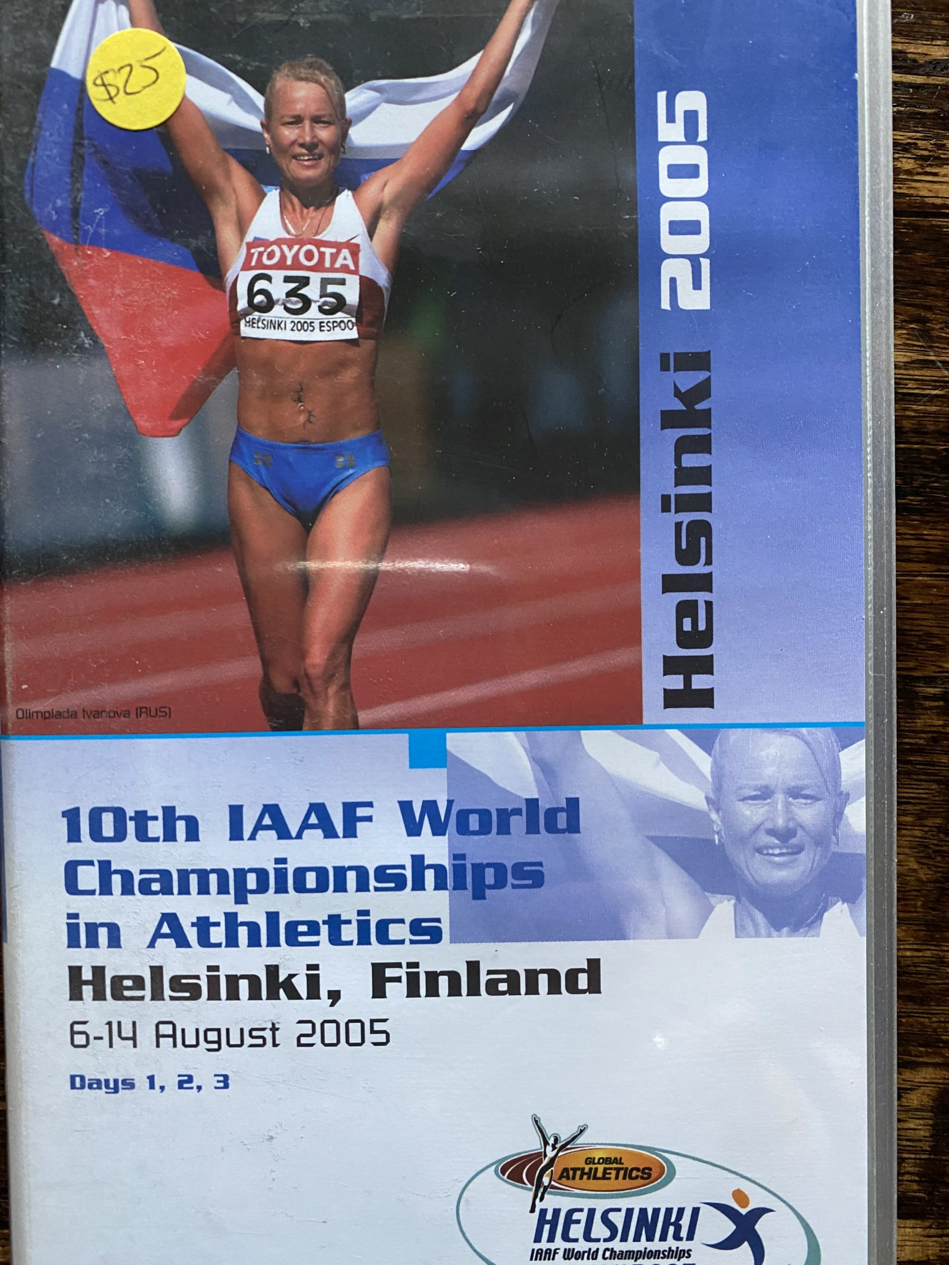 10th Iaaf World Champs