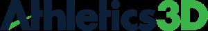 Athletics3d Logo 400x60