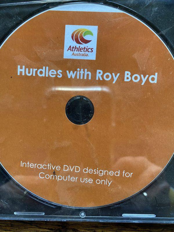 Hurdles With Roy Boyd